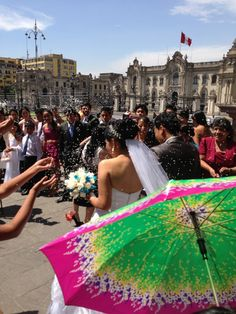 Wedding in Lima, Peru