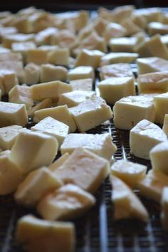 How to Dehydrate Cheese for Long Term Storage Survival Food: how to dehydrate cheese and how to use it -- Joybilee Farm Emergency Food, Survival Food, Survival Kits, Emergency Preparedness, Homestead Survival, Survival Guide, Kos, Fruit Strips, Homemade Trail Mix