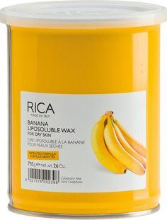 Rica Banana liposoluble wax