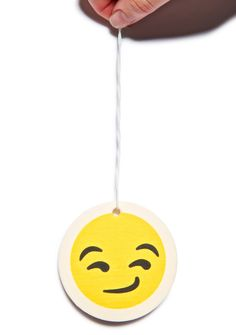 Emoji Love, Super Clean, Air Freshener, Lime Crime, Cleaning, Dolls, Christmas Ornaments, Holiday Decor, How To Make
