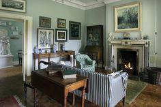Artist Peter Pearson's house. Photo: Tony Gavin
