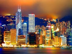 Hong Kong. amazingness...