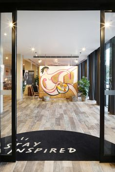 THE SCHALLER STUDIO, BENDIGO — In Bed With Art Series, Lobbies, Hotel Lobby, Flooring, Studio, Bed, Furniture, Mini, Photos