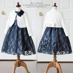 子供スーツ 女の子 スーツ バラ柄レースの令嬢ドレスボレロセット 女の子 卒業式 入学式 発表会 フォーマル 女児スーツ