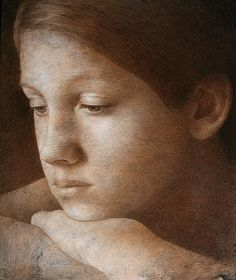 Painter Michal Lukasiewicz , Figurative Art, Artist Study for Art School Students, CAPI ::: Create Art Portfolio Ideas at milliande.com Art School Portfolio, Painting, People, Figurative