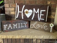 Signs made by Jess's Junk to order go to http:/www.facebook.com/jessicajosjunk