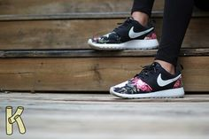 shoes nike shoes nike running shoes floral nike roshe shoes nike roshe run running shoes nike flower sneakers shoes black shoes print