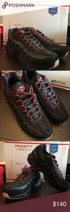 8 Best air max 95 black images   Air max 95, Nike air max