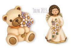 Thun 2015: la nuova collezione primaverile Teddy Bear, Toys, Pasta, Cold, Cold Porcelain, Figurine, Activity Toys, Clearance Toys, Teddy Bears