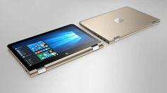 HP Pavilion y Pavilion x360, nuevos portátiles finos, ligeros y potentes