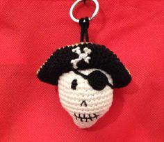 Pirate keyring 1