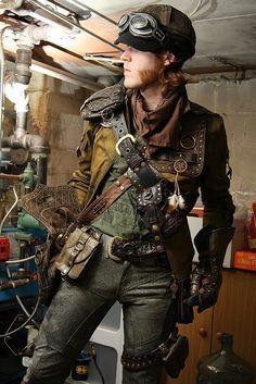steampunk costume - Buscar con Google