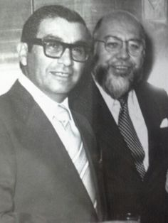 MANUEL ZARAMA Y JAIME RODRIGUEZ Camacho en Fenalce