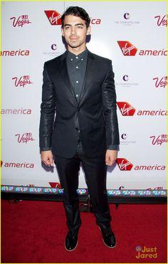 Joe Jonas: LAS/LAX Launch Party.