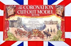 The coronation cut-out model book