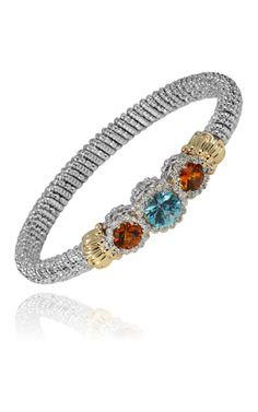 View this Vahan Bracelets 22105CITBT at Jeffreymannfine Jewelers http://www.jeffreymannfinejewelers.com/Vahan-Bracelets/22105CITBT/34600014/EN   #Vahan
