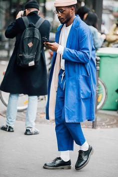 10 Fantastic Tips: Urban Wear Saint Laurent urban fashion casual boots.Urban Fashion Plus Size Beautiful. Street Style Fashion Week, La Fashion Week, Fashion Mode, Look Fashion, Urban Fashion, Denim Fashion, Trendy Fashion, Fashion Ideas, Fashion Photo