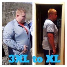 amazing transformation and story!