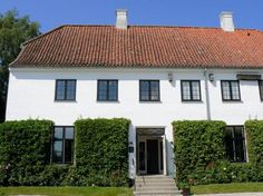 Rungstedlund, The Birth Home of Karen Blixen, Denmark