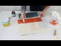 Con el Medium Textil al agua puedes convertir la pintura Chalk Paint en una pintura permanente y flexible para todo tipo de tejidos. Además de Chalk Paint, con este Medium puedes ...