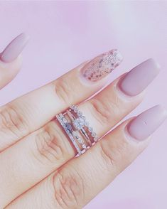 Stacking bands add so much character to a simple ring. These beauties are set in and beautiful brilliant diamonds. Stackable Diamond Rings, Stacking Rings, Brilliant Diamond, Bands, Diamonds, Wedding Rings, Simple, Character, Beauty