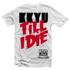 Kikuyu Till i die - Vermon Seidel #vermonseidel #kikuyuwood #wingerswordwide #men #tshirt #fashion #vermon #mensfashion #kenya #menswear
