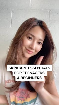 Skin Care Routine For Teens, Skin Care Routine Steps, Skin Routine, Skin Care Tips, Skincare Routine, Beauty Care Routine, Face Care Tips, Oily Skin Care, Healthy Skin Care