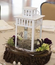 Rustic Wood Centerpiece. Rustic Wood Centerpiece on Tradesy Weddings (formerly Recycled Bride), the world's largest wedding marketplace. Price $1099.99...Could You Get it For Less? Click Now to Find Out!