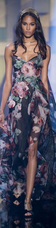 Elie saab FW 2015 couture Like and Repin.  Noelito Flow instagram http://www.instagram.com/noelitoflow