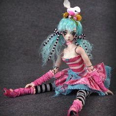 Forgotten Hearts Dolls on Pinterest   Ball Jointed Dolls, Porcelain a…