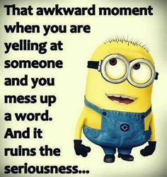 Minion memes are renowned world wide ad this is the reason we have brought these memes for you to make your out of nowhere. we collected laughing bundle of of ? Here are Minion memes police Funny True Quotes, Crazy Funny Memes, Really Funny Memes, Funny Relatable Memes, Funny Facts, Haha Funny, Cute Quotes, Hilarious, Funny Stuff