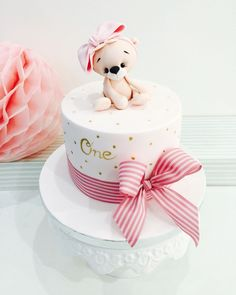 Ideas Birthday Cake Girls Ballerina Baby Shower For 2019 Pretty Cakes, Cute Cakes, Ballerina Baby Showers, Baby Ballerina, Ballerina Birthday, Fondant Cakes, Cupcake Cakes, Bolo Panda, Cake Designs For Girl