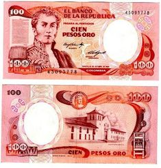Billetes del Mundo / Banknotes of the world World Coins, Coin Collecting, History, Paper, Money, Stamps, Venezuela, Historia