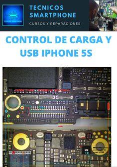 Iphone 5s, Smartphone, Usb, Audio