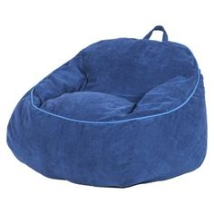 The Circo Oversized Bean Bag Chair is a comfy and fun place for your child to sit and relax. This extra-large bean bag chair gives your k. Oversized Bean Bag Chairs, Large Bean Bag Chairs, Classroom Furniture, Kids Furniture, Bean Bag Target, Extra Large Bean Bag, Inflatable Furniture, Room Chairs, Houses