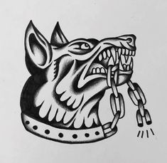 Traditional Tattoo Sketches, Traditional Black Tattoo, Traditional Tattoo Design, Traditional Tattoo Stencils, 4 Tattoo, Cover Tattoo, Bull Tattoos, Black Tattoos, Tatuagem Old Scholl