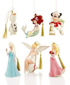 Online exclusive This beautiful Disney ornament by Lenox will