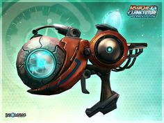 Dynamo of Doom - Artwork from Ratchet & Clank Future : A Crack In Time. Ratchet Galaxy - The Ultimate Ratchet & Clank Resource