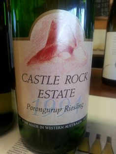 #CastleRock #Riesling 1994  (#RNAWA13)