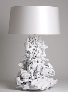 Lamp for Liams Room!