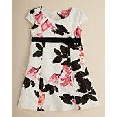 Lilly Pulitzer Girls' Little Cerise Dress - Sizes 2-6