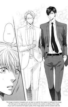 Love both of you hachidori and ishigami  Miwaku Shikake - Amai Wana 4 at MangaFox.me