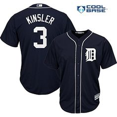 Ian Kinsler Detroit Tigers MLB Youth Alternate Jersey – Detroit Sports Outlet