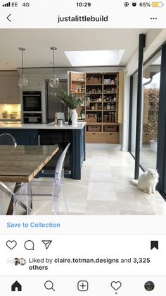 4 Tips For Kitchen Remodeling In Your Home Renovation Project – Home Dcorz Open Plan Kitchen Dining Living, Open Plan Kitchen Diner, Living Room Kitchen, Kitchen Layout, Home Decor Kitchen, Interior Design Kitchen, Home Kitchens, Kitchen Ideas, Dining Room