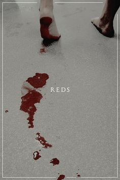 """posters: Reds """"Rise Red as the Dawn """""""