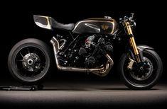 6 Appeal - LYS Motorcycles Honda CBX1000 | Return of the Cafe Racers Ducati, Honda Cbx, Cafe Racing, Cafe Racer Build, Bike Shed, Rear Ended, Honda Motorcycles, Scrambler, Carbon Fiber