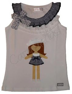 cocorico moda infantil: ULTIMAS CARMENCITAS EN TIENDA 30% Toddler Girl Dresses, Girls Dresses, How To Make Clothes, Embellished Top, Refashion, Casual Chic, Kids Outfits, Couture, Little Princess