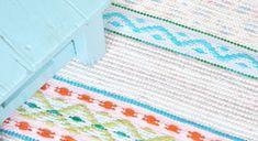 Välkommen till Loppberga Textiles, Weaving Art, Kids Bedroom, Outdoor Blanket, Kids Rugs, Rag Rugs, Bedrooms, Inspiration, Tips