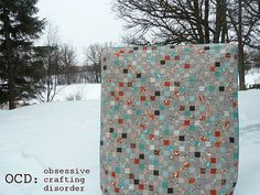 ocd: obsessive crafting disorder: finished quilts