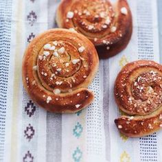 Zweedse kanelbullar - Tried the recipe, won't be using another one!
